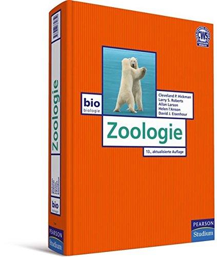 Zoologie. Zoologie. Das weltweit führende Lehrbuch in deutscher Übersetzung (Pearson Studium - Biologie)