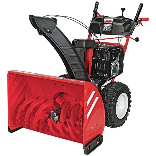 Amazing Deal Troy-Bilt Storm 3090 357cc Electric Start 30-Inch Two-Stage Gas Snow Thrower