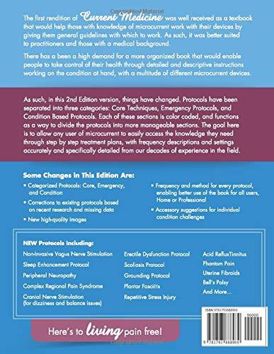 Current Medicine: Compendium and Pictoral Guide to Microcurrent Protocols - 2