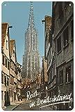 Kia Haop Travel in Germany (Reist in Deutschland) ULM
