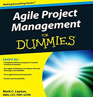 Agile Project Management for Dummies Titelbild