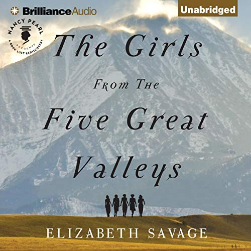 The Girls from the Five Great Valleys cover art
