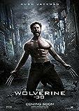 Poster The Wolverine Movie 70 X 45 cm