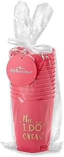Kate Aspen 18131PK I Do I Do Crew Stadium Cup, One Size, Pink