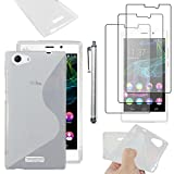 ebestStar - compatible with Wiko Ridge Fab 4G Case Ultra