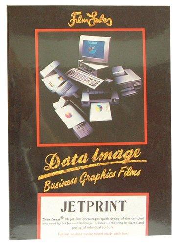 Westfilm gegevens foto 100 micron A4 korte strips (50 stuks)