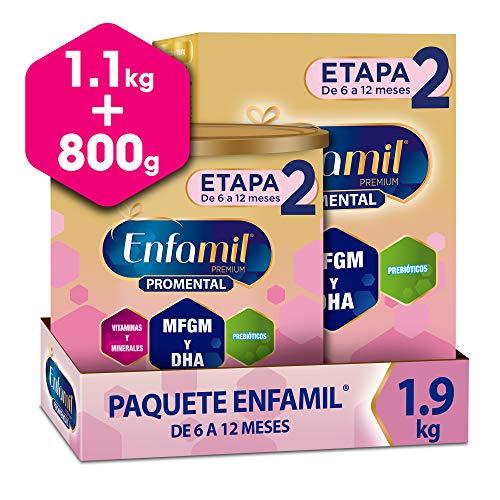 Leche De Continuación Nestle marca Enfamil
