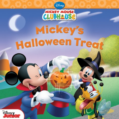 Mickey Mouse Clubhouse: Mickey's Halloween Treat