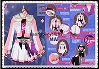実物撮影『ラブライブ!サンシャイン!!』2期第6話挿入歌 小原鞠莉 MIRACLE WAVE コスプレ衣装 全セット