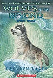 Spirit Wolf (Wolves of the Beyond #5) (5)