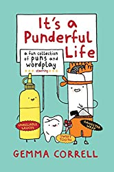 It's a Punderful Life: A fun collection of puns and wordplay by Gemma Correll