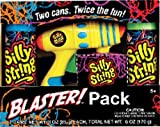 SILLY STRING Blaster Party Pack Toy Shooter for Kids Children Adults Birthday Office Celebration Weddings Graduations