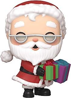 Funko Pop! Figura de vinilo coleccionable de Papá Noel