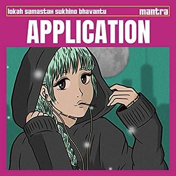 Application (feat. Forrest Darden)