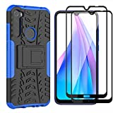 Dedux Rugged Case for Xiaomi Mi Note 10/10 Pro and 2 Pieces
