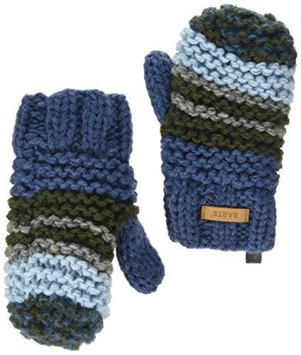 Barts Boyce Mitts Moufles, Bleu (0004-BLUE 004L), Nouveau-né (Taille fabricant: 0) Bébé garçon