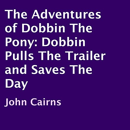 The Adventures of Dobbin the Pony  By  cover art