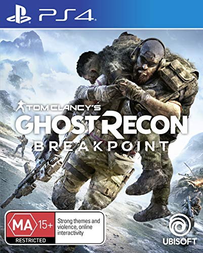 Tom Clancy's Ghost Recon Breakpoint per PS4 - Lingua Italiana