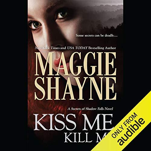 Kiss Me, Kill Me audiobook cover art
