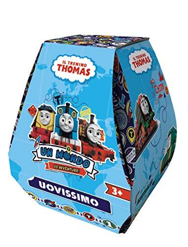 Thomas & Friends-Il Trenino, Uovissimo, Uovo di Pasqua con sorprese, Multicolore, GLJ87