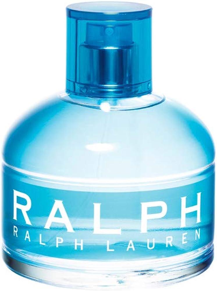 Ralph lauren ralph,eau de toilette,profumo da donna,100 ml 510-09363