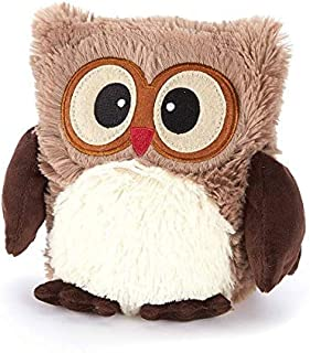 Warmies® Microwavable French Lavender Scented Plush Hooty Brown Owl