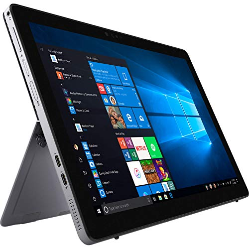 2020 DELL Latitude 7200 12.3' Touchscreen Full HD FHD (1920x1080) 2-in-1 Business Laptop (Intel Quad Core i5-8365U, 8GB Memory, 256GB PCIe NVMe M.2 SSD) Type-C Thunderbolt 3, Windows 10 Pro (Renewed)