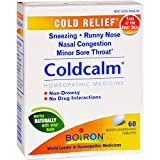 Boiron Coldcalm Cold - 60 Tablets (Pack of 2)