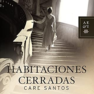 Habitaciones cerradas audiobook cover art