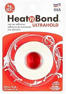Therm O Web Heat'n Bond 3509-58 Ultra Hold 5/8'' x 10 Yard roll, Clear Each