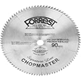 Forrest CM12905115 Chopmaster Signature Line - Diameter (D) = 12-Inch, Teeth (T) = 90, Kerf (K) = 7/64-Inch, Arbor (A) = 1-Inch, Tooth Style = 2 PTS+1 Flat