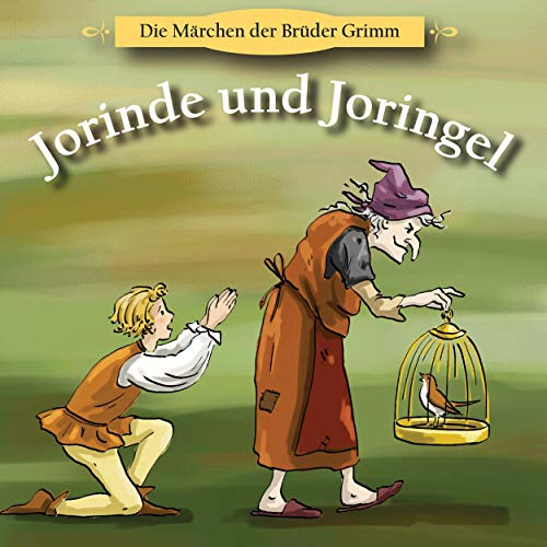 Couverture de Jorinde und Joringel