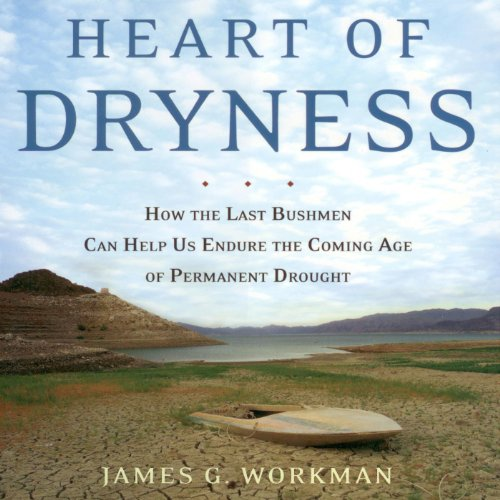 Heart of Dryness audiobook cover art