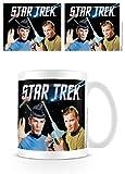 Tazza in Ceramica Star Trek Kirk and Spoke