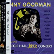 Live at Carnegie Hall 1938 Complete