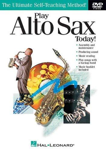 Play Alto Sax Today! (Dvd) [UK Import]
