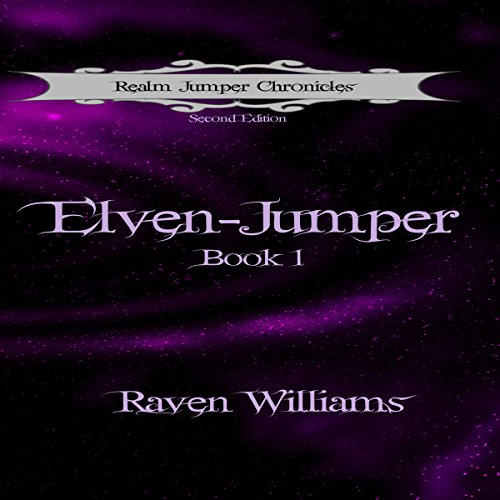 Elven-Jumper audiobook cover art