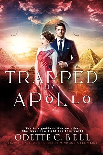 Modern Goddess: Trapped by Apollo (Modern Gods Series Book 3) (English Edition)