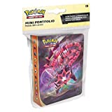 Pokémon 174-80730 Pokemon-Sword & Shield Darkness Ablaze-Mini Portfolio con Booster