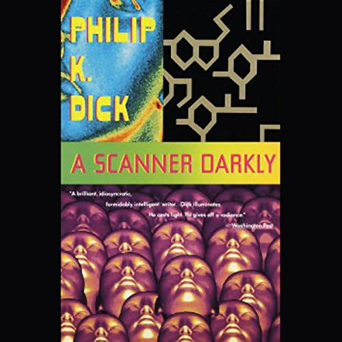 A Scanner Darkly Titelbild