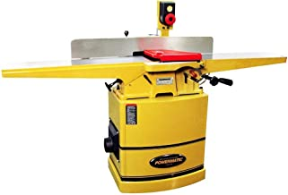 Powermatic 1610086K Model 60HH 8-Inch 2 HP 1-Phase Jointer with Helical Cutterhead