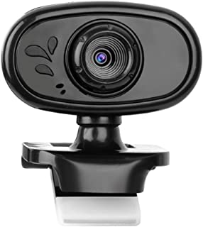 KTYX USB PC-Free Drive Built-in Microphone Live HD Webcam 1080P, The Angle can be Adjusted Using an Optical Lens Clarity G...
