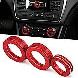 Protections pour boutons de ventilation pour Mercedes Benz Classe A B E GLK GLA CLA gle ML GL AMG