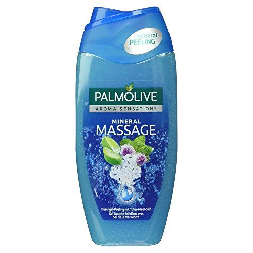 Palmolive Aroma Sensations Mineral Massage Duschgel-Peeling, 250ml