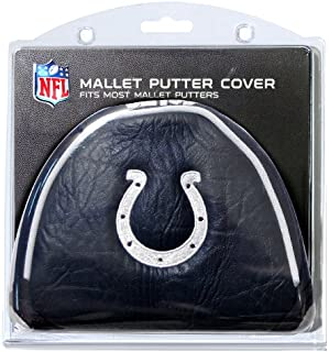 Team Golf NFL Golf Club Mallet Putter Headcover, Fits Most Mallet Putters, Scotty Cameron, Daddy Long Legs, Taylormade, Odyssey, Titleist, Ping, Callaway