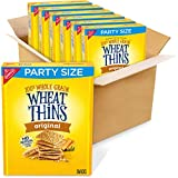 Wheat Thins Original Whole Grain Crackers Party...