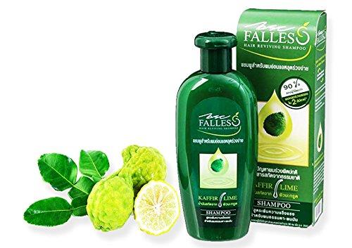 BSC Falless Hair Reviving Shampoo for Normal to Oily Hair Kaffir Lime 300ml