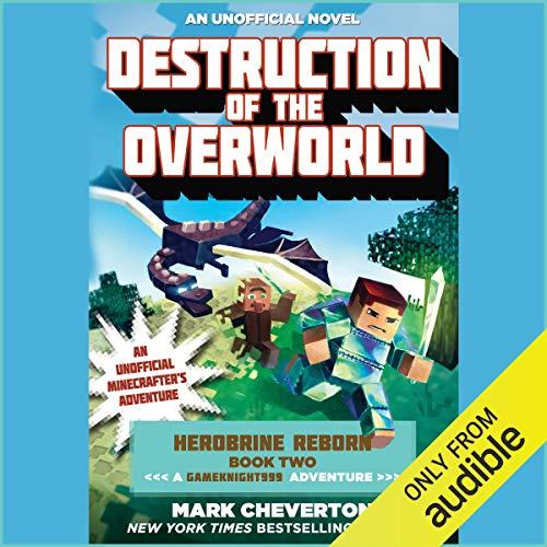 Destruction of the Overworld audiobook cover art