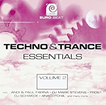 Sound Of Euro Beat-Techno And Trance Vol. 2 by Various Artists (2001-03-26)