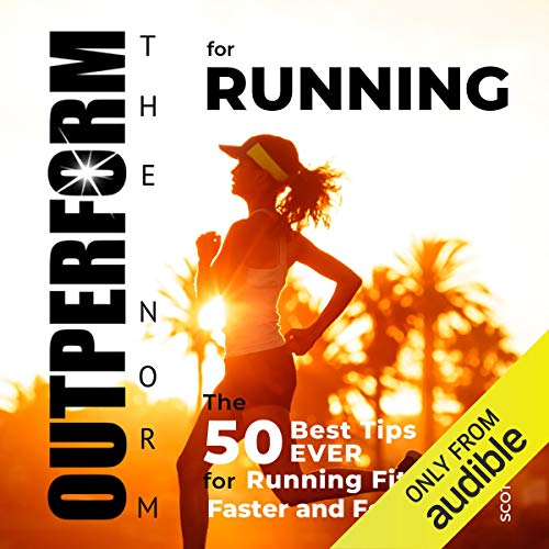 OUTPERFORM THE NORM for Running cover art